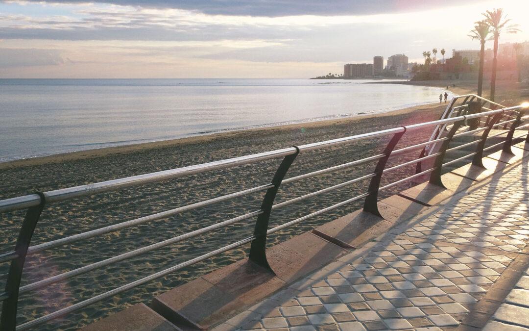 La UTE Herysan-Actüa completa la renovación del Paseo Marítimo Benalmádena