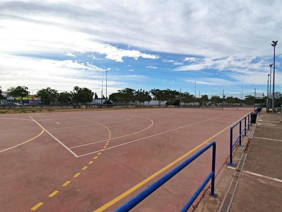 Pabellón Deportivo de San Jerónimo