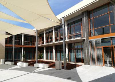 Biblioteca Municipal en Los Palacios y Villafranca