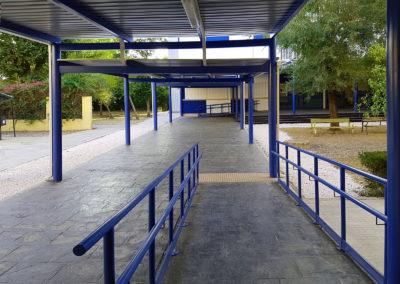 Reforma Instituto Trassierra de Córdoba