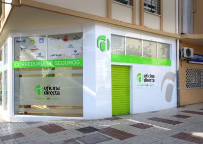 Instalaciones de Oficina Directa en Málaga
