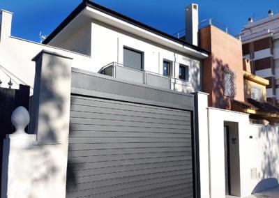 Reforma vivienda unifamiliar en Málaga