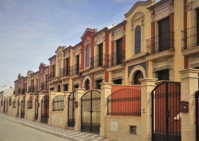 12 viviendas en Arjonilla