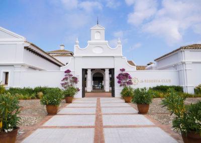 Rehabilitación Casa Club La Reserva de Sotogrande