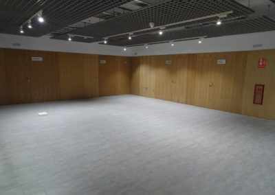 Centro municipal de servicios sociales en Nervion
