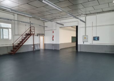 Mejora de talleres y cubiertas en el IES Moraima de Loja