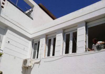 Renovacion energetica barriada de la Trinidad de Malaga