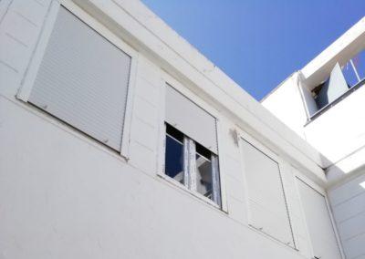 Renovación energética de 59 viviendas en la barriada de la Trinidad de Málaga