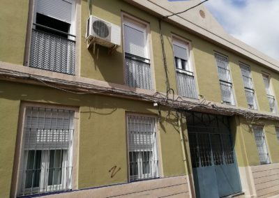 Renovacion energetica barriada de la Trinidad de Malaga 03