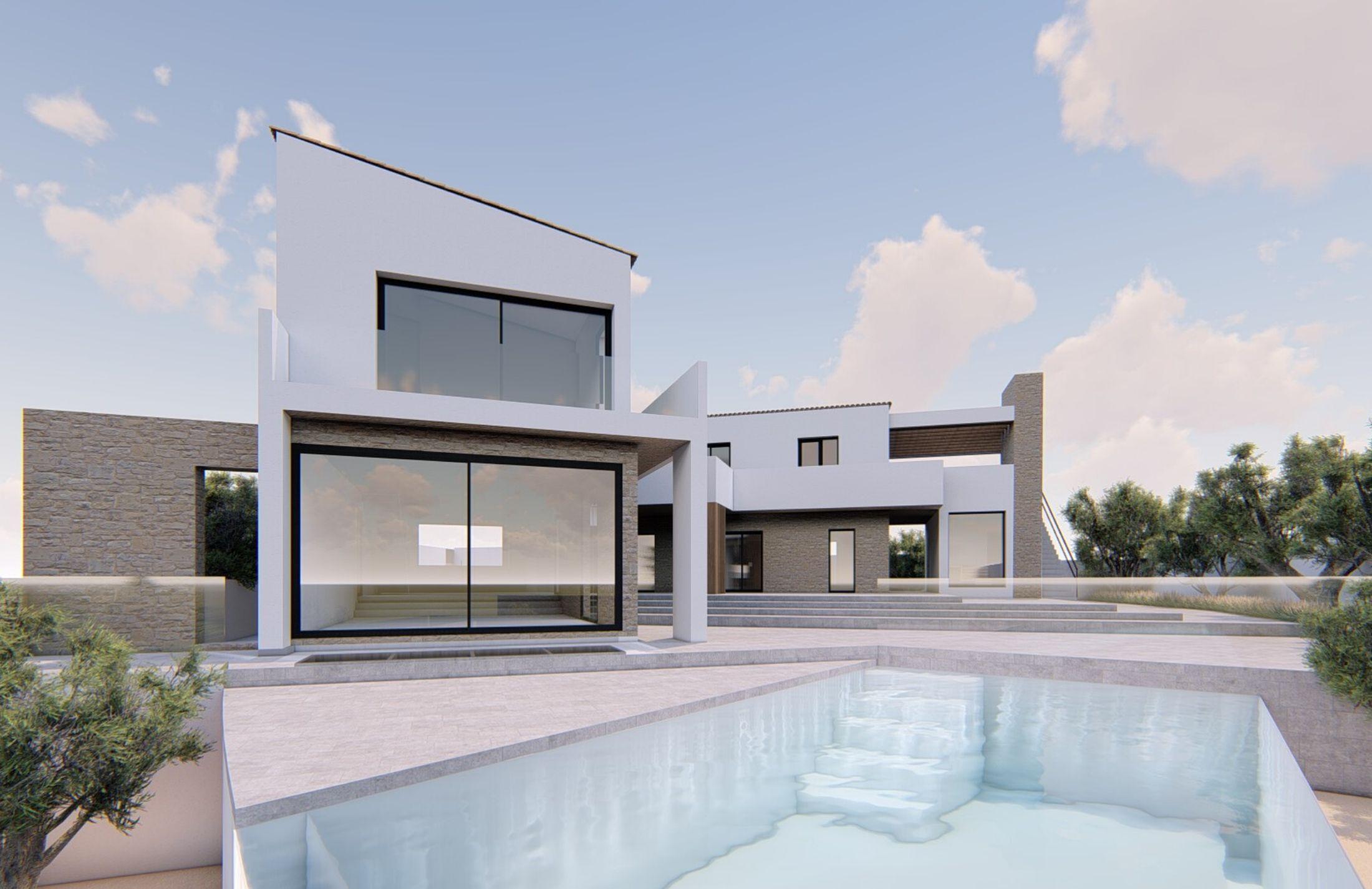 Nueva villa en la Costa del Sol