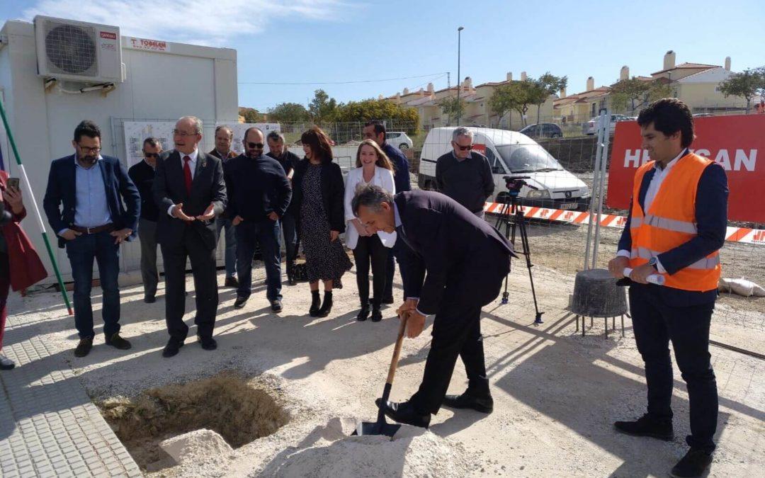 La obra pública se consolidad dentro de la actividad de Herysan