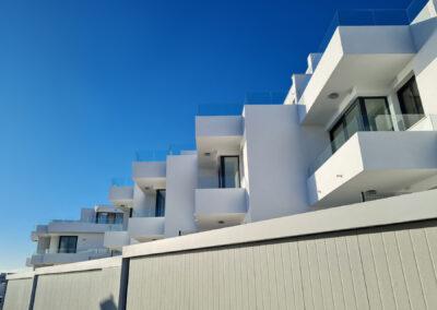 47 viviendas unifamiliares en Fuengirola