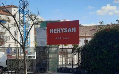 Tras dos semanas de pausa, Herysan retoma su actividad