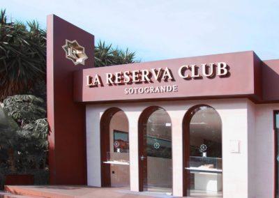 Reforma local comercial para apertura de inmobiliaria en Marbella