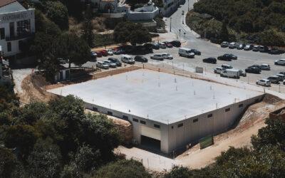 Edificio Usos Múltiples para el Ayuntamiento de Ojén