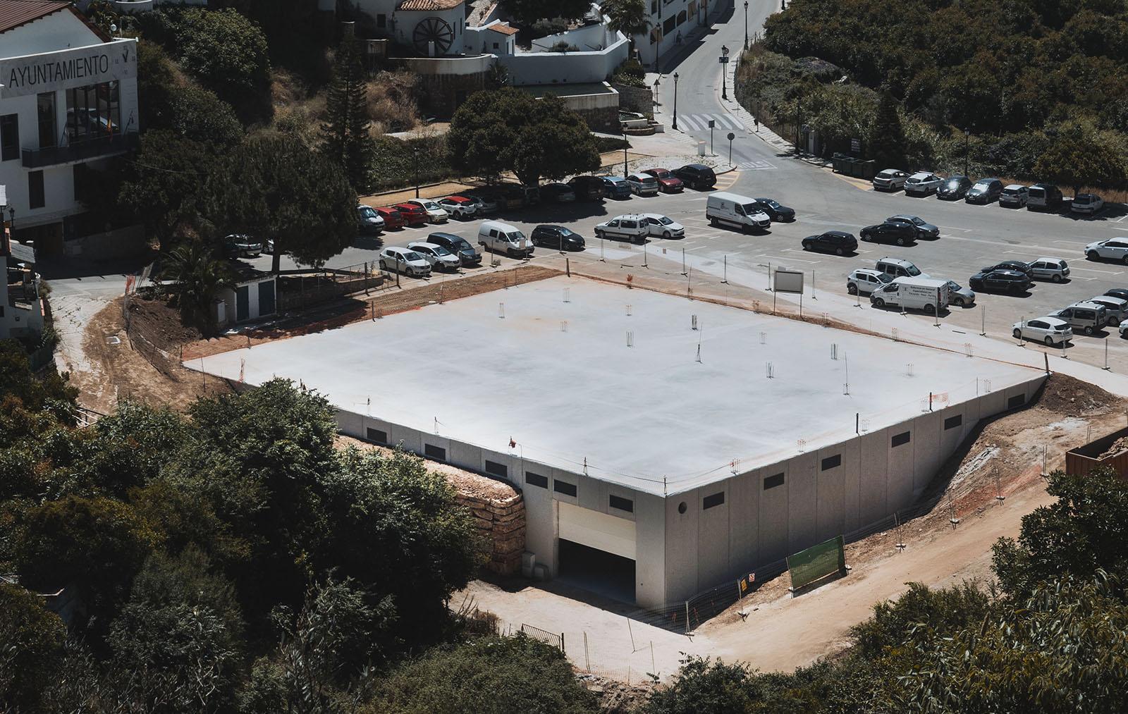 Edificio Usos Múltiples para el Ayuntamiento de Ojén-herysan