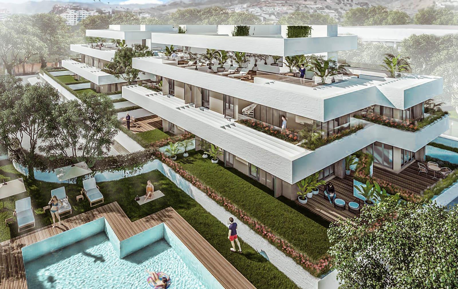 Herysan inicia la construcción de 14 viviendas unifamiliares en el Limonar