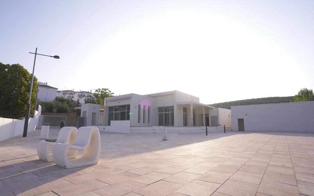 Herysan finaliza el proyecto del Edificio Usos Múltiples para el Ayuntamiento de Iznájar