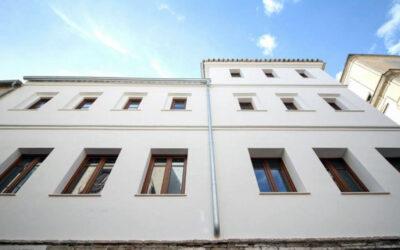 Adjudicación de finalización de las obras de la incubadora de economistas de Málaga