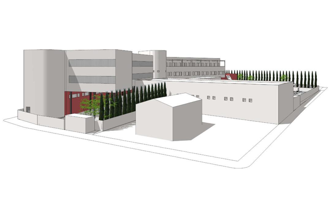 Nueva adjudicación del colegio IES Francisco Montoya de las Norias en El Ejido (Almería)