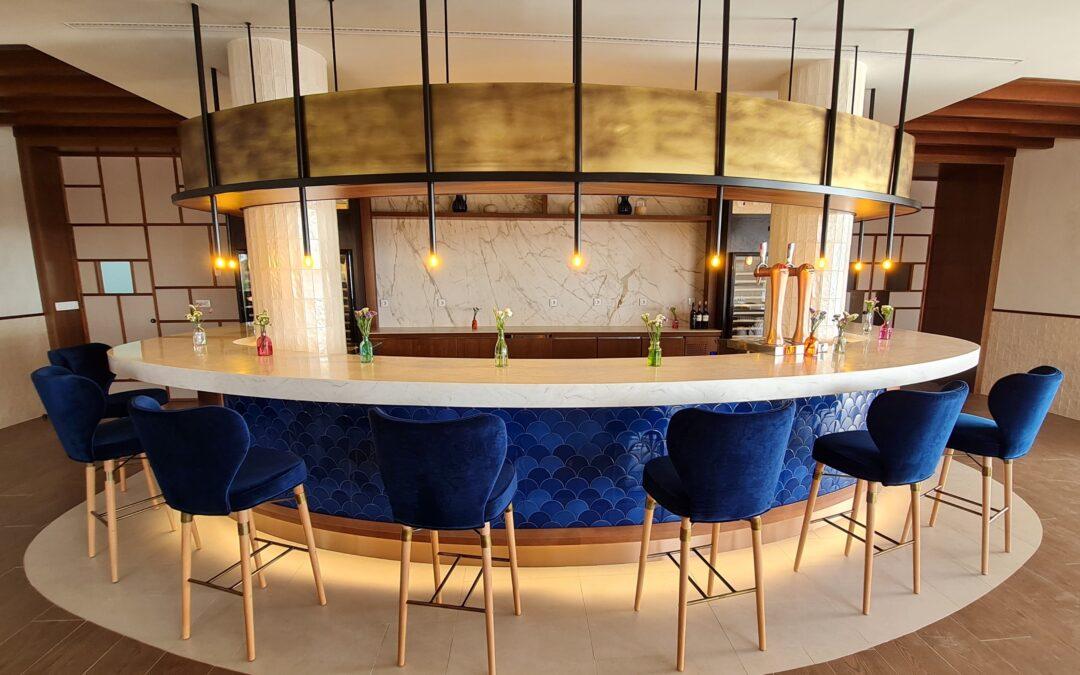 Reforma y ampliación nuevo hotel SO/ Sotogrande