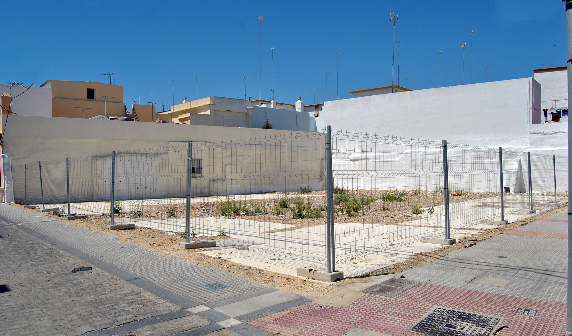 Nueva adjudicación para Herysan de una promoción de 15 VPO en San Fernando, Cádiz-herysan